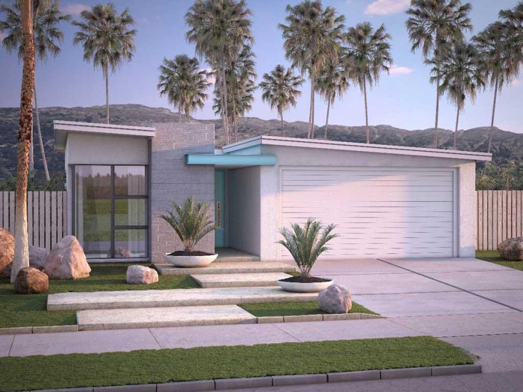 Palm Desert Custom Home Design