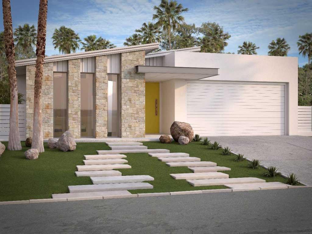 Rancho Mirage Custom Home Design